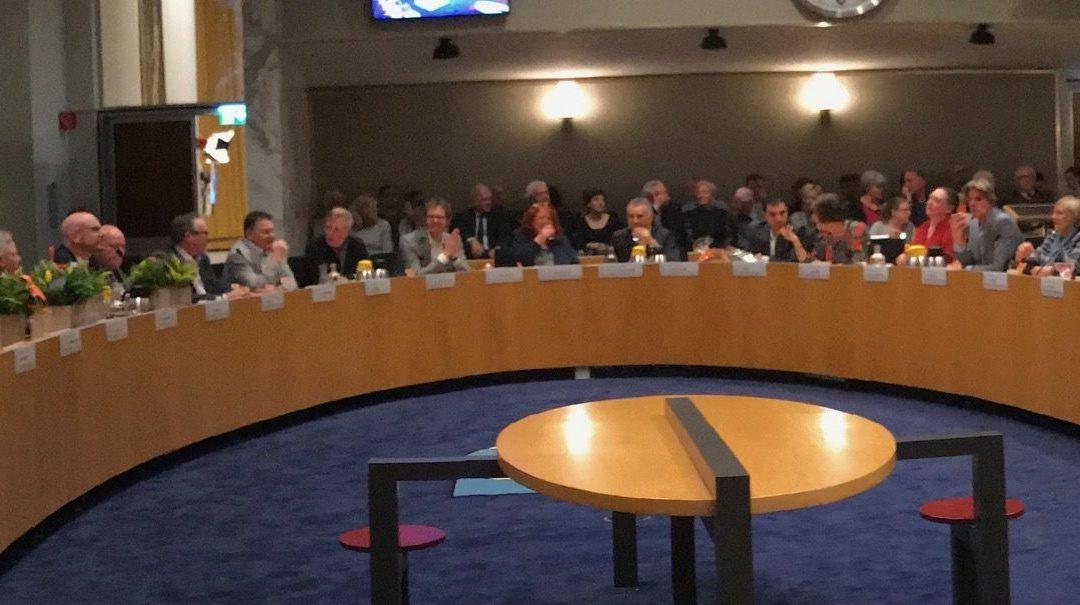 Raadsakkoord raadsbreed aangenomen
