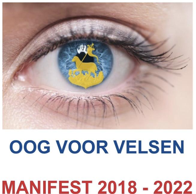 Verkiezingsmanifest 2018